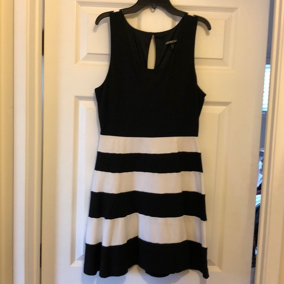 Express Dresses & Skirts - Express fit and flare dress